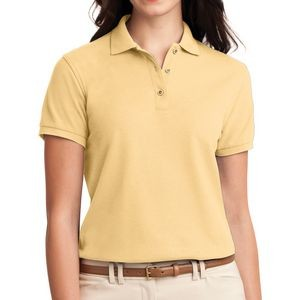 Port Authority Mens Performance Vertical Polo Shirt